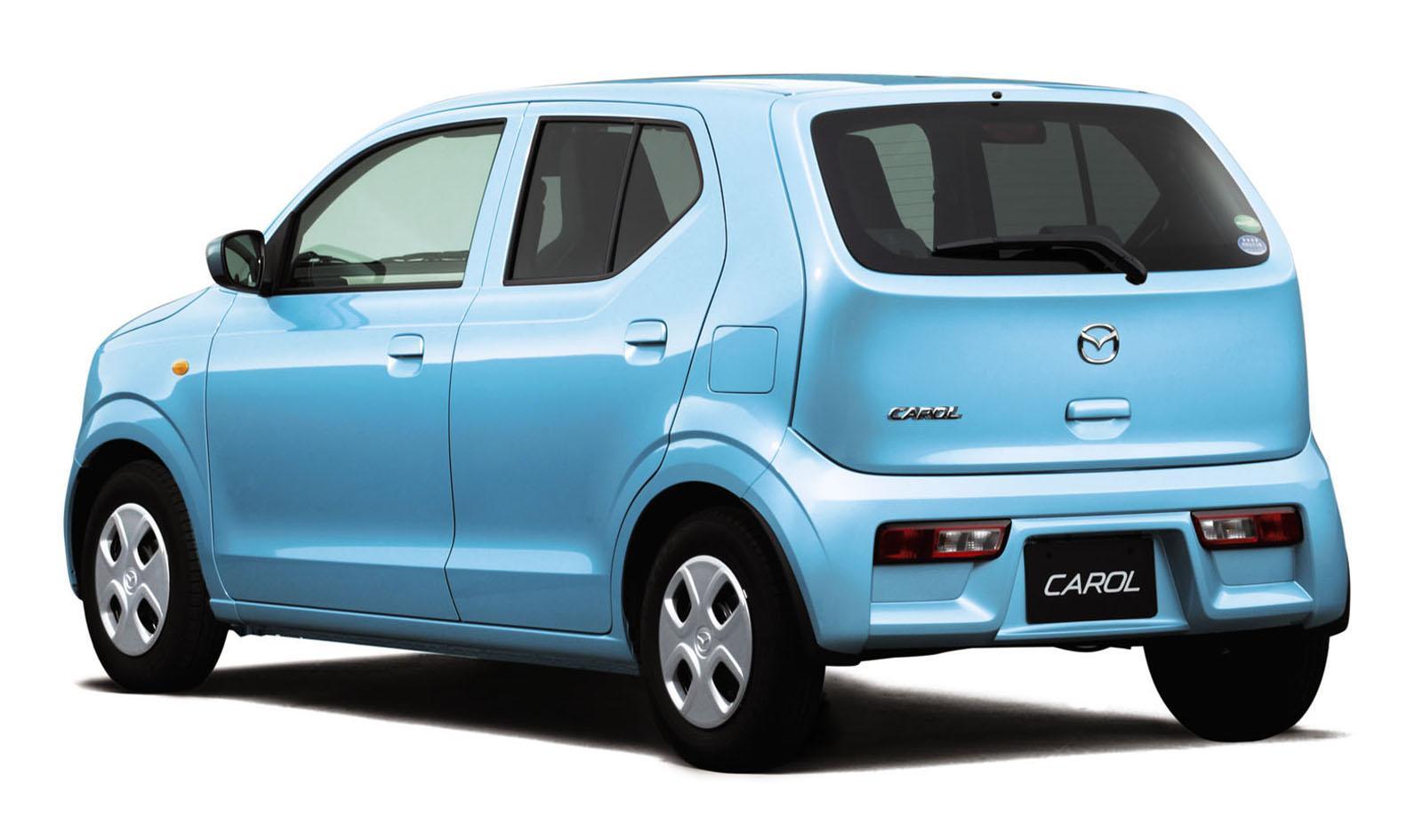 Suzuki Unveils All New Alto Kei Car In Japan