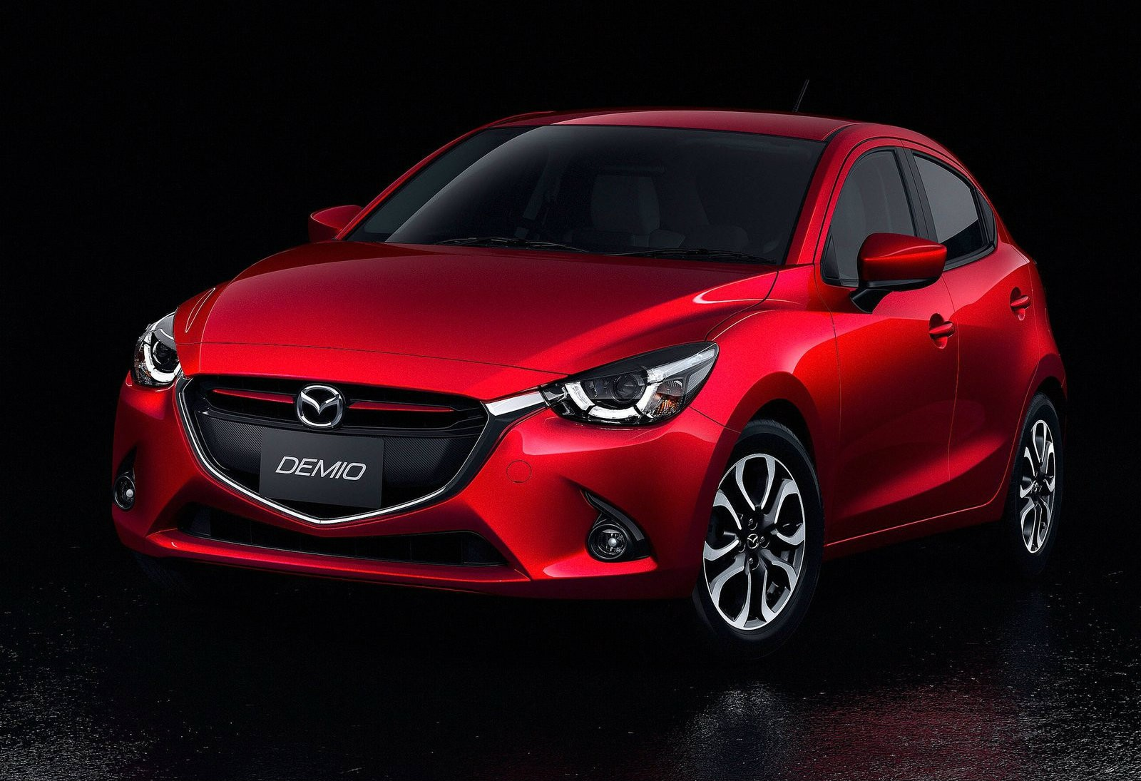 2015 mazda2 sports launch edition bundles a lot for 14 995 autoevolution. Black Bedroom Furniture Sets. Home Design Ideas