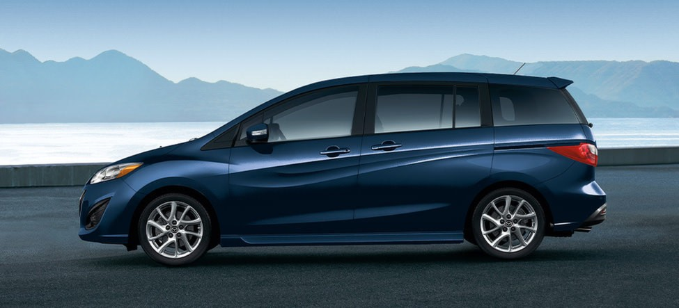 2015 mazda5 minivan drops manual transmission for the final model year autoevolution. Black Bedroom Furniture Sets. Home Design Ideas