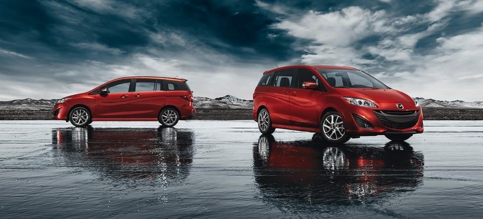 Toyota of Cool Springs Used Vehicles 2015 Mazda Mazda5 Sport