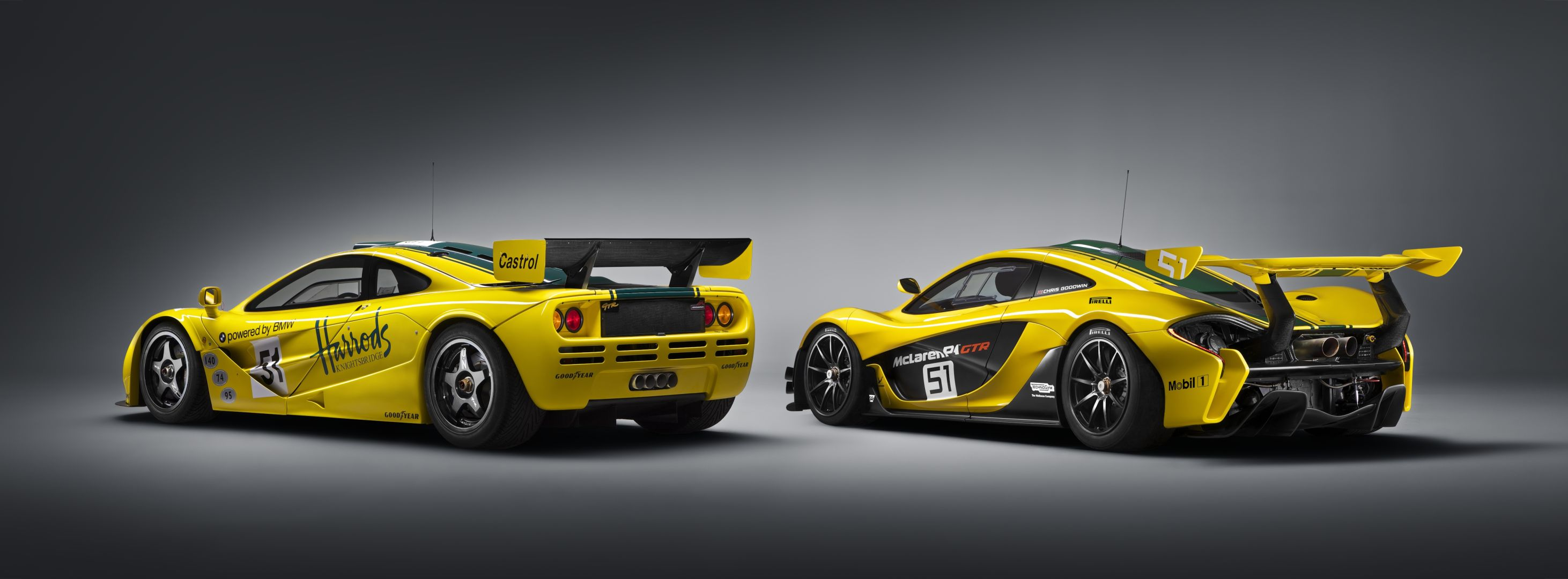 2015 mclaren p1 gtr unveiled ahead of geneva motor show debut autoevolution. Black Bedroom Furniture Sets. Home Design Ideas