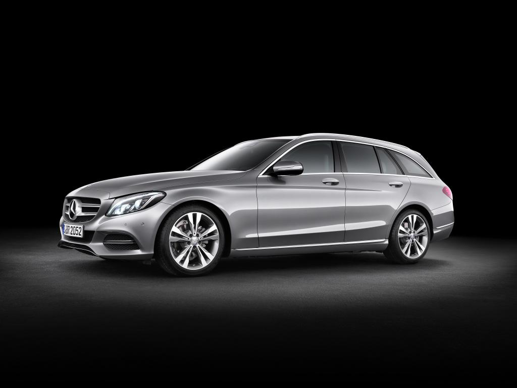 2015 mercedes benz c class estate official images and ForMercedes Benz C Class Horsepower