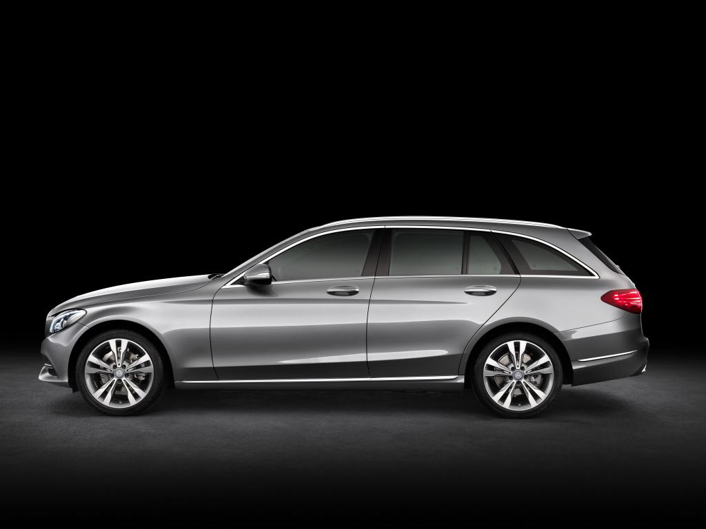2015 mercedes benz c class estate official images and for Mercedes benz c300 horsepower
