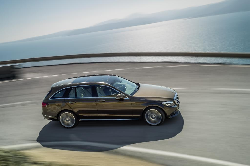 2015 mercedes benz c class estate official images and for New 2015 mercedes benz c class