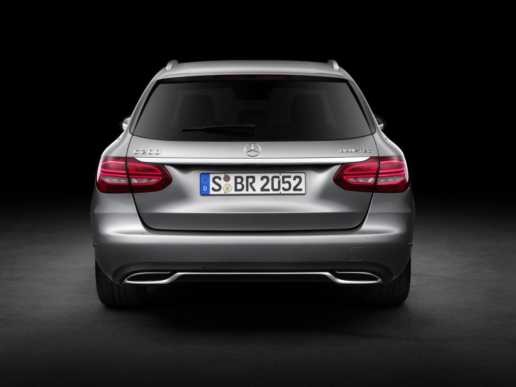 2015 MercedesBenz CClass Estate Official Images And Specs