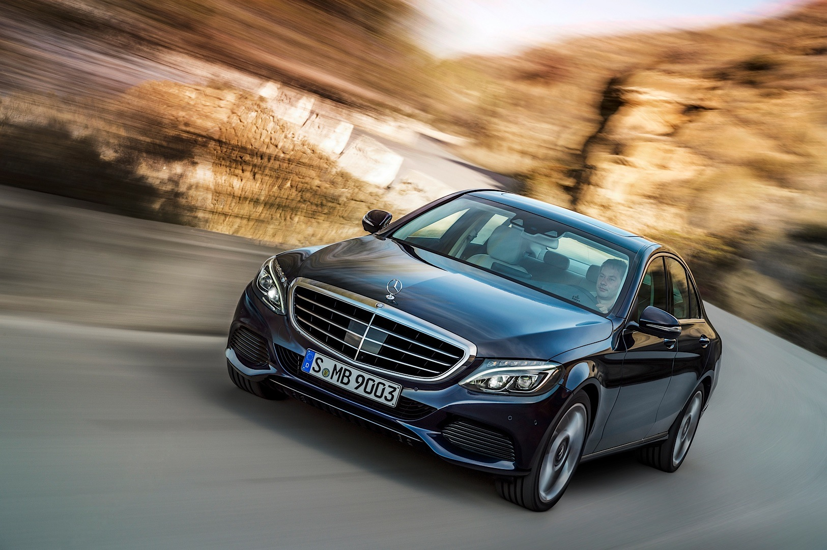 2015 mercedes benz c class w205 gets priced in the uk autoevolution. Cars Review. Best American Auto & Cars Review