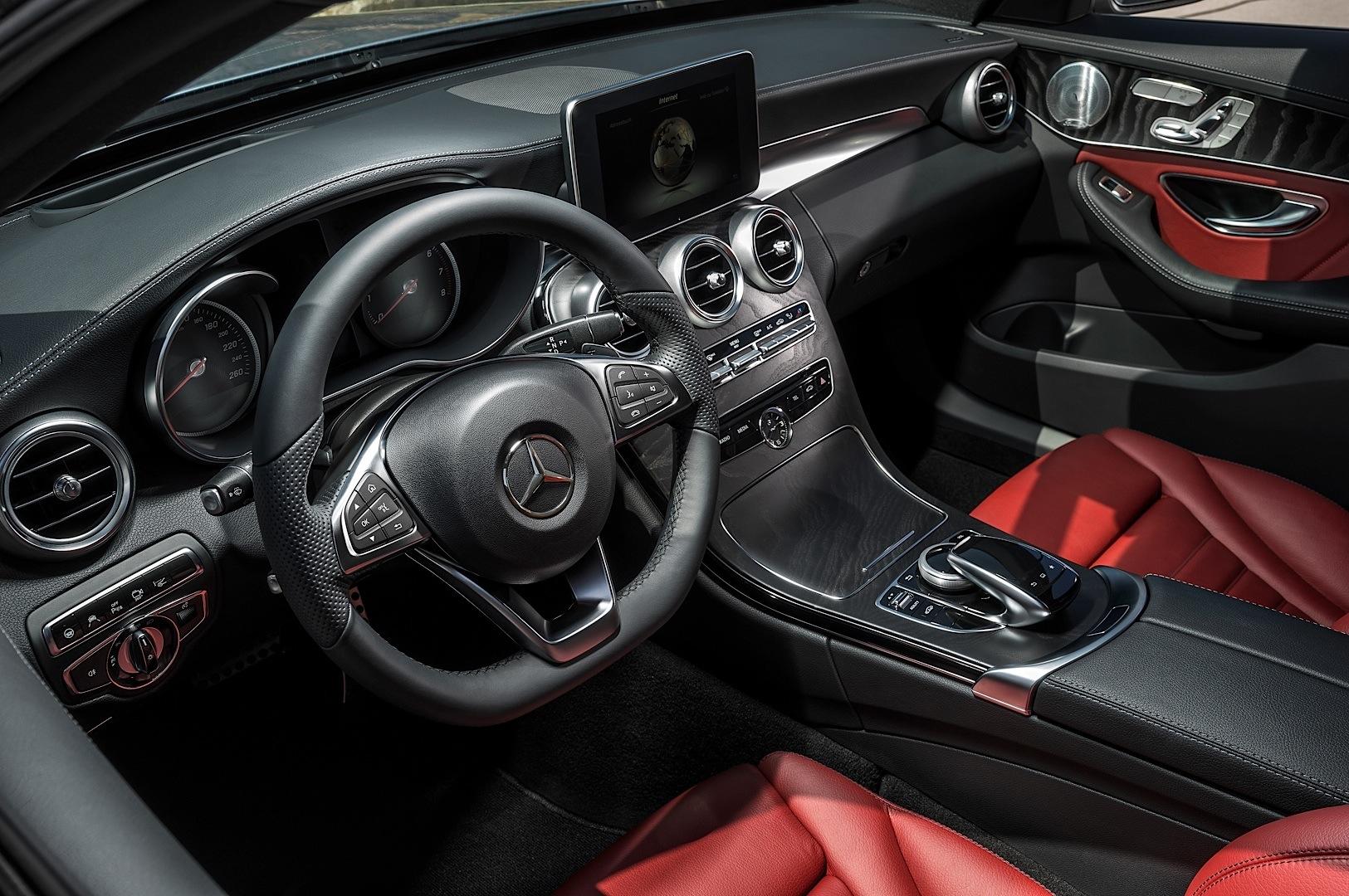 ... 2015 Mercedes Benz C Class W205 ...