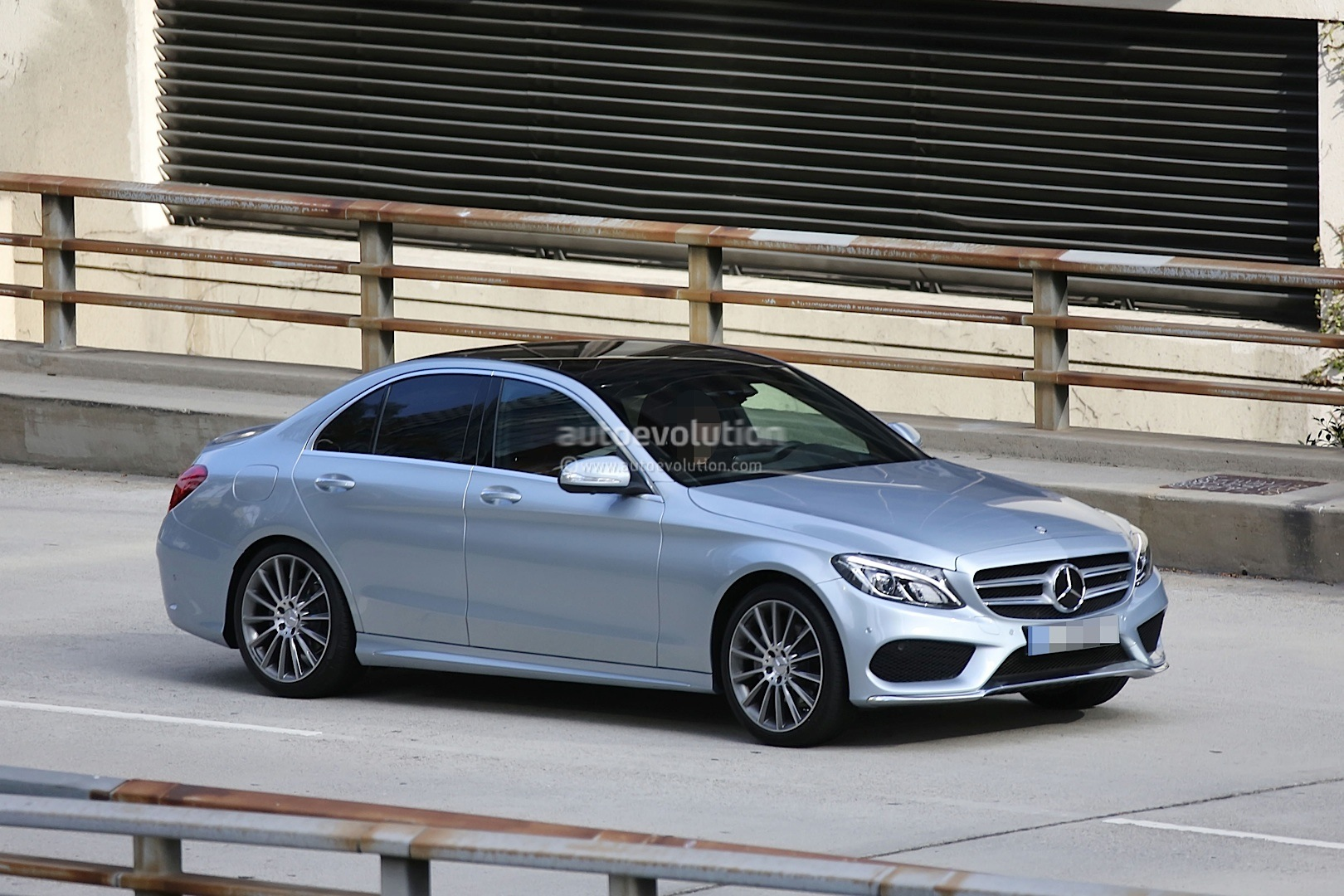 2015 mercedes benz c 180 w205 versus 2014 c 180 w204 for Mercedes benz in phoenix