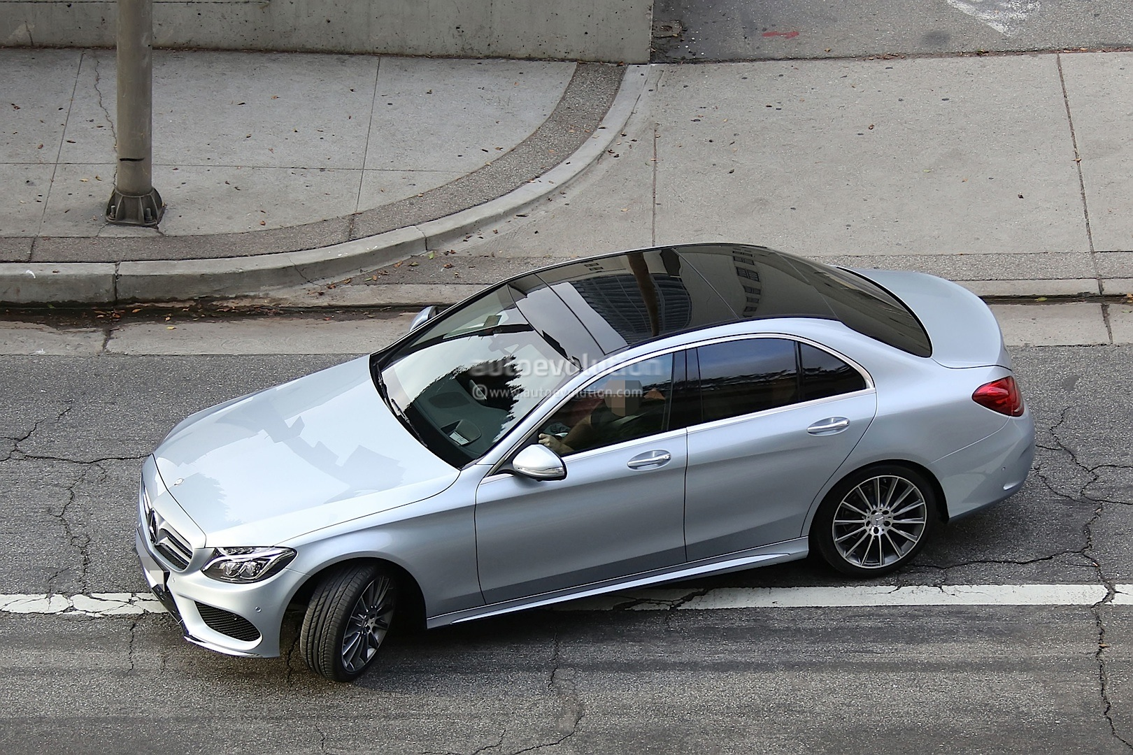 2015 mercedes benz c 180 w205 versus 2014 c 180 w204 for Mercedes benz w