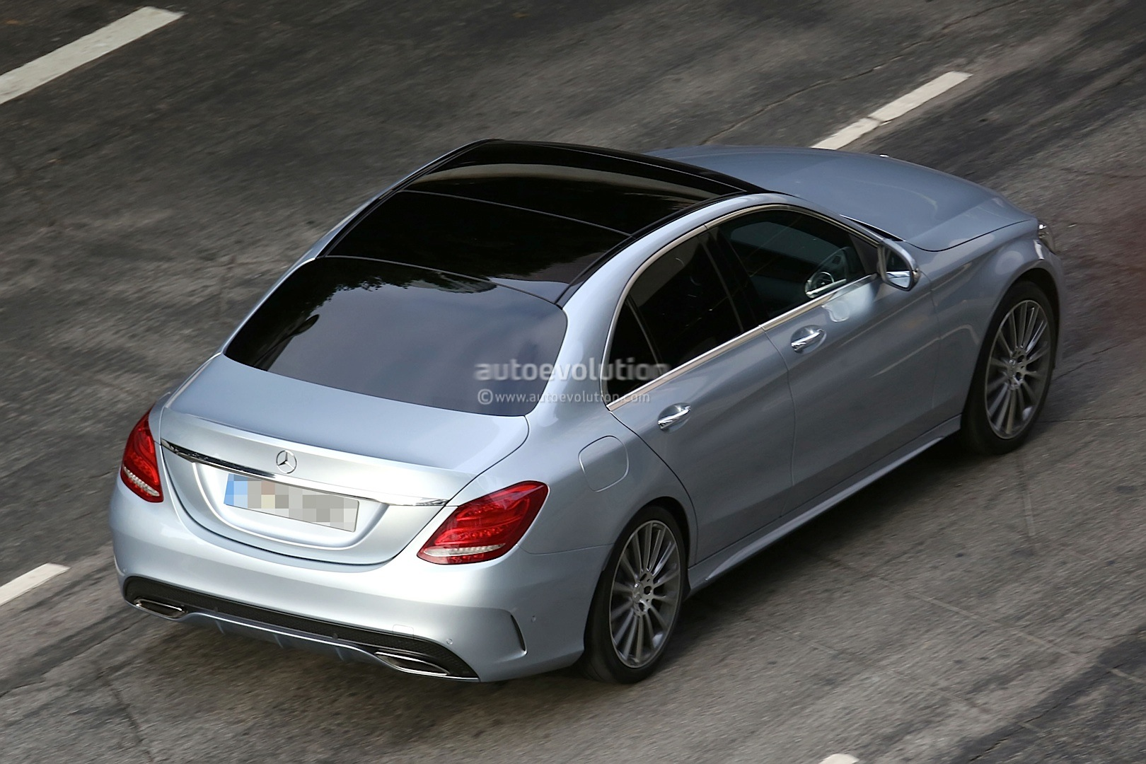 2015 mercedes benz c 180 w205 versus 2014 c 180 w204 for Mercedes benz class 2015