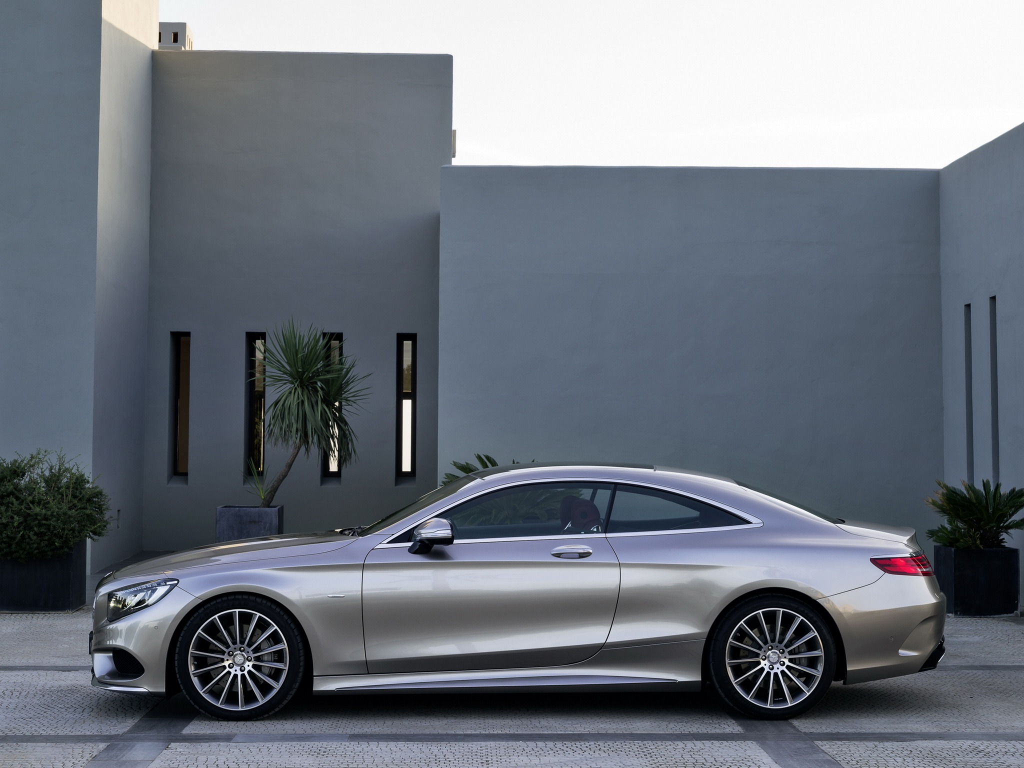 2015 Mercedes-Benz S-Class Coupe (C217) First Official ...
