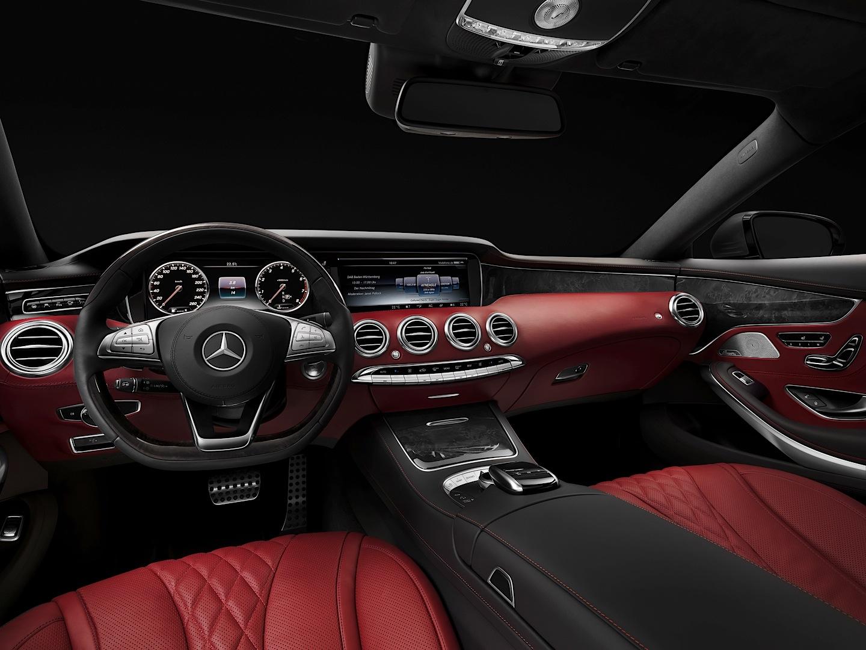 2015 Mercedes Benz S Class Coupe Autoevolution