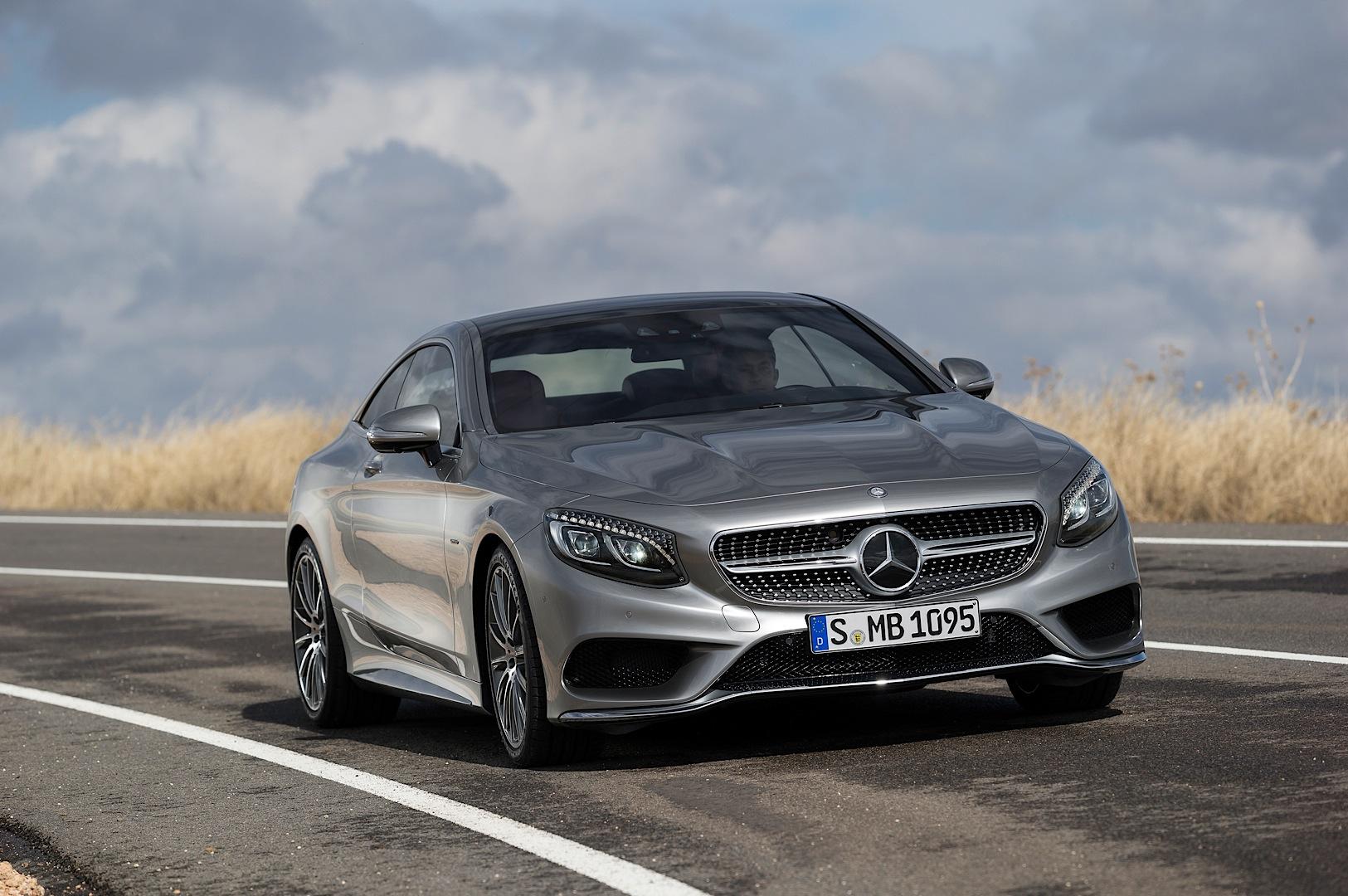 2015 MercedesBenz SClass Coupe  autoevolution