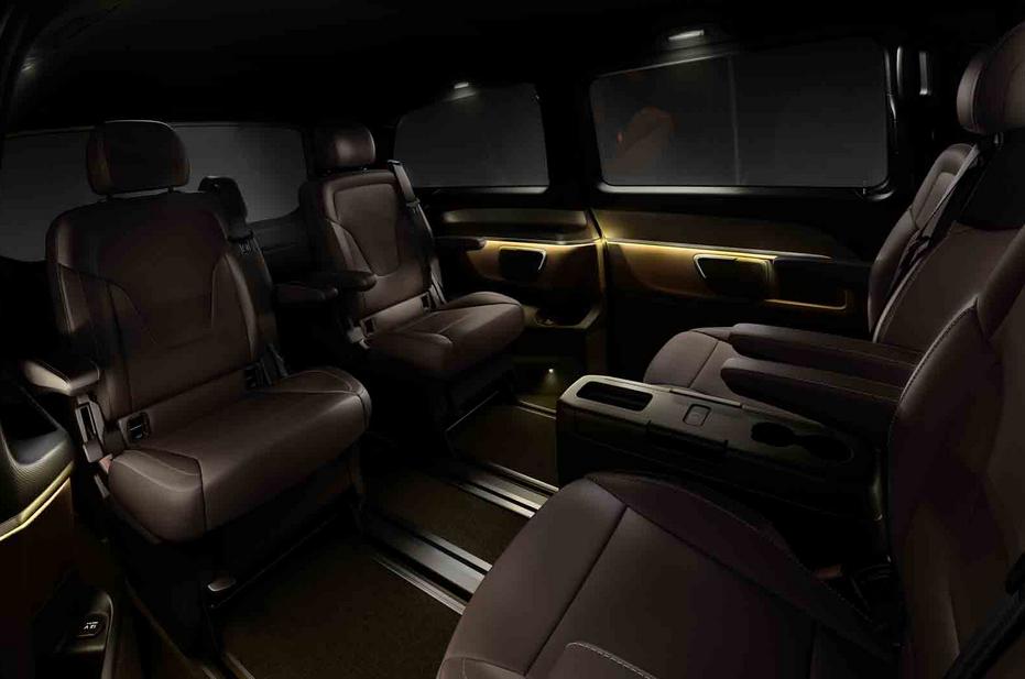 2015 Mercedes Benz Viano Interior Leaked Gallery Photo