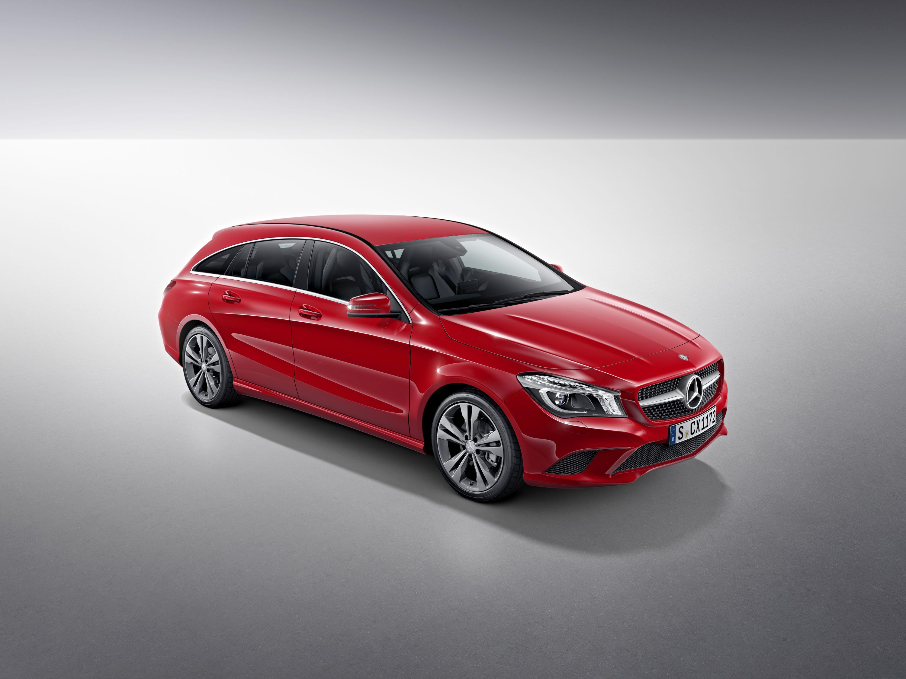 2015 mercedes cla shooting brake prices announced 45 amg for Mercedes benz cla 2015 price