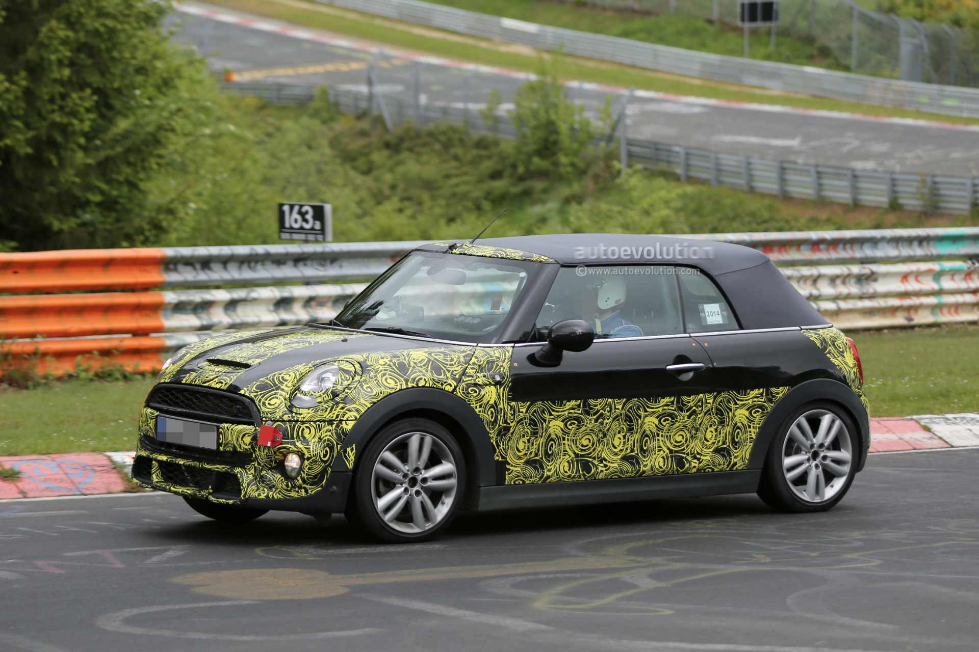 Mini cooper s 5 door picture 26 of 159 my 2015 size 1024x768 - 2015 Mini Cooper S Convertible Spied On The Nurburgring