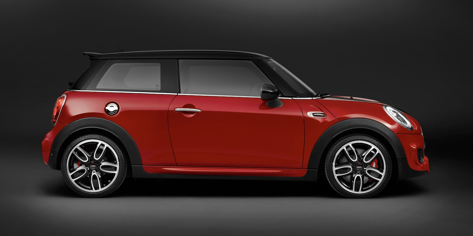 2015 mini john cooper works unveiled with 231 hp ahead of. Black Bedroom Furniture Sets. Home Design Ideas