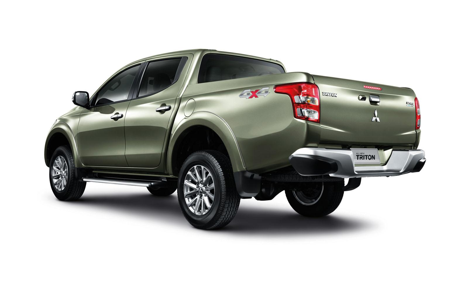 Toyota Tacoma Evolution >> 2015 Mitsubishi L200 (Euro-Spec) Slated to Bow in Geneva - autoevolution