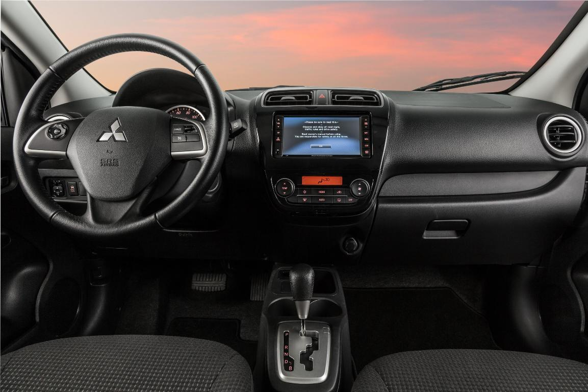 2015 Mitsubishi Mirage Returns 40 MPG Combined - autoevolution