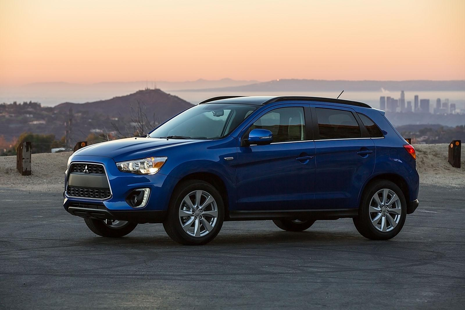 2015 mitsubishi outlander sport now available with 2 4l mivec engine photo gallery autoevolution. Black Bedroom Furniture Sets. Home Design Ideas