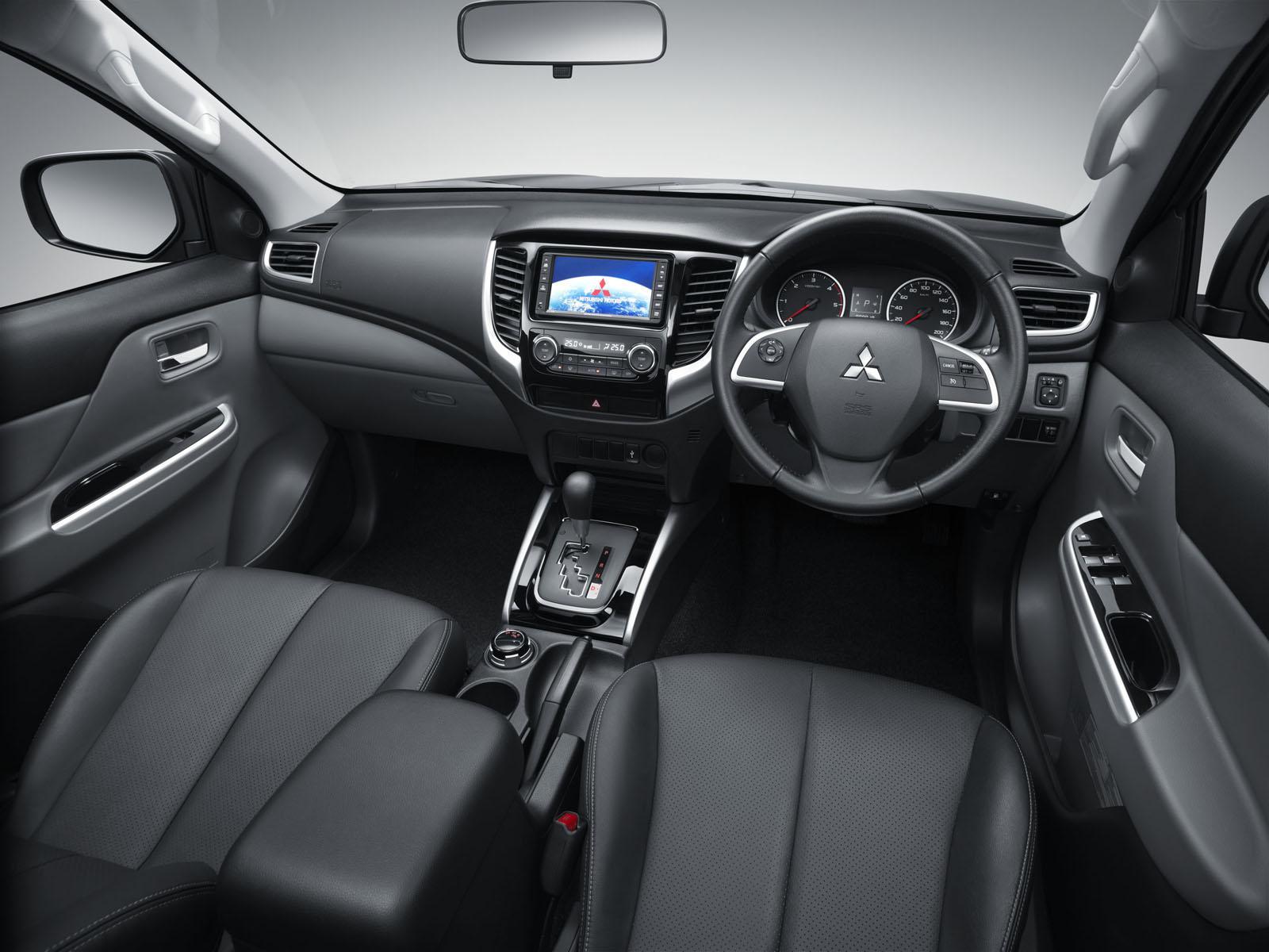 2015 Mitsubishi Triton / L200 Debuts in Thailand [Video ...