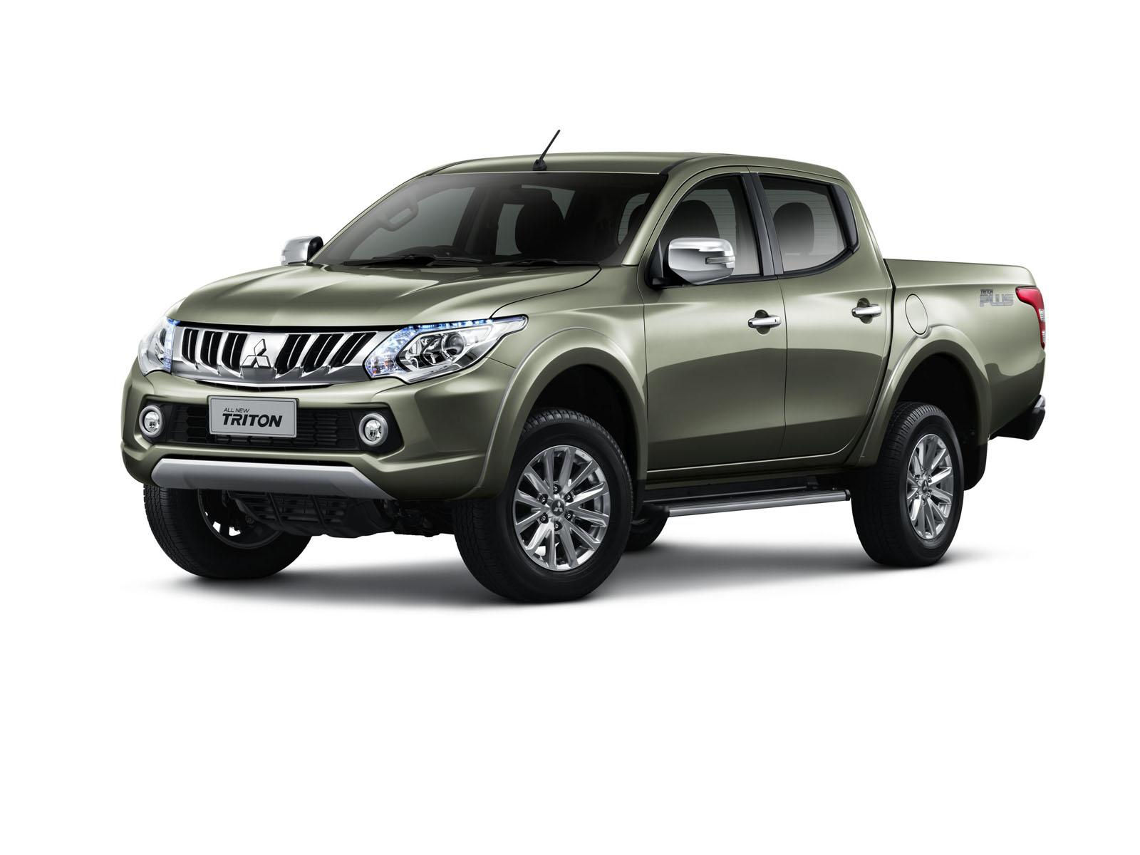 2015 Mitsubishi Triton / L200 Debuts in Thailand [Video] - autoevolution