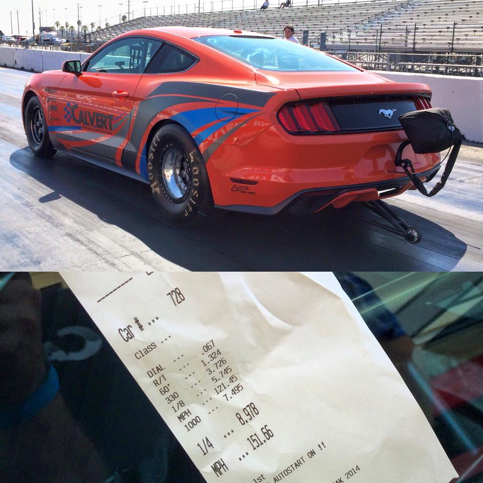 Mustang Gets Solid Rear Axle Conversion As Cobra Jet Test Car