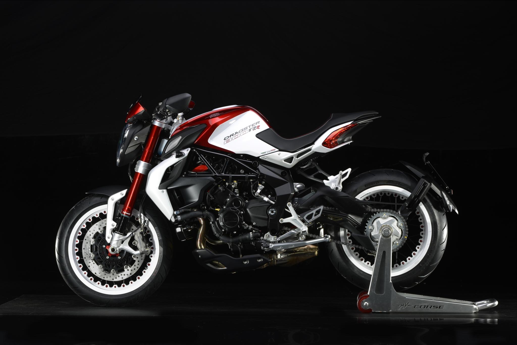 Brutale 800 MV Agusta 2017 Naked Sports Bike - Review