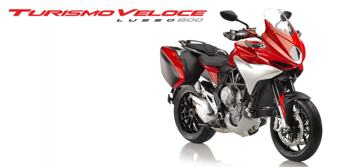 2015 MV Agusta Turismo Veloce 800 Lusso Is a Cool Sport ...