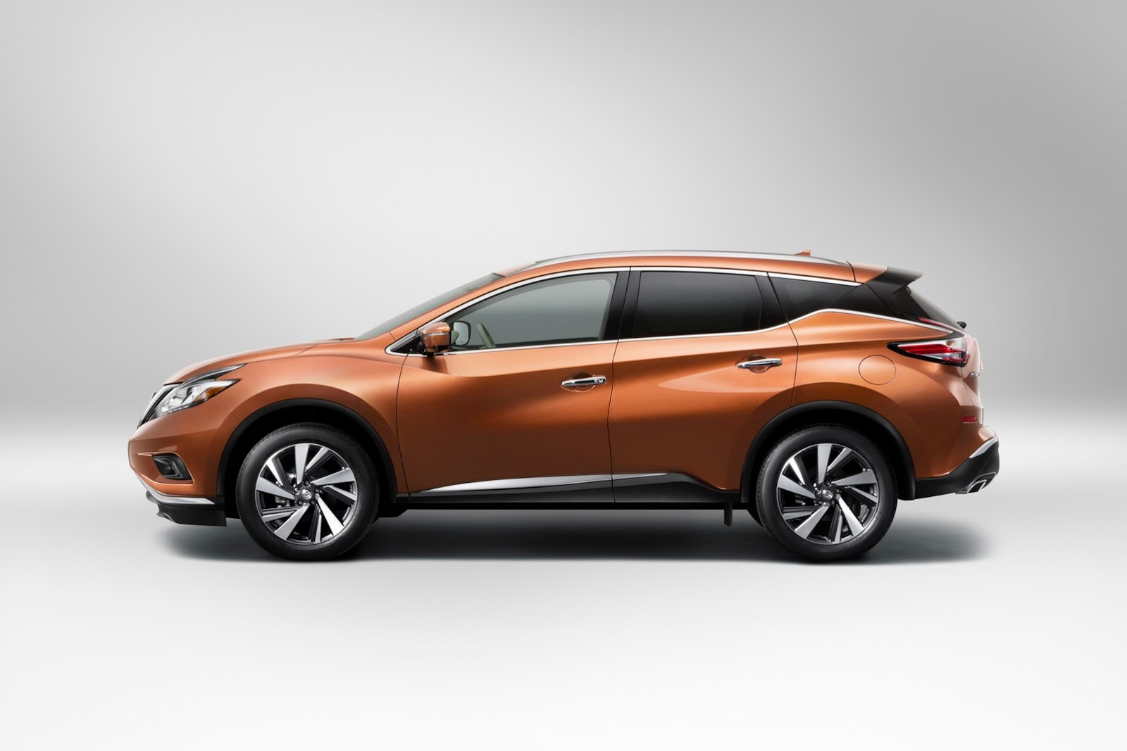 2015 nissan murano makes official debut video autoevolution. Black Bedroom Furniture Sets. Home Design Ideas