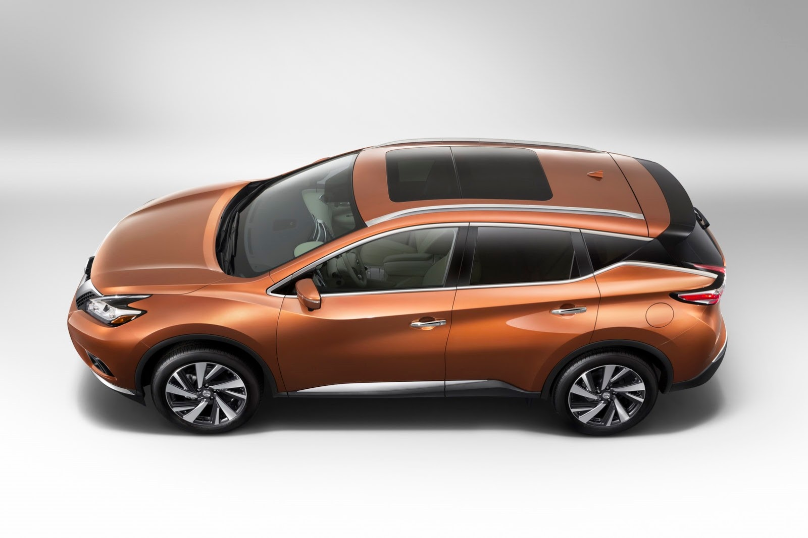 2015 Nissan Murano Makes Official Debut Video