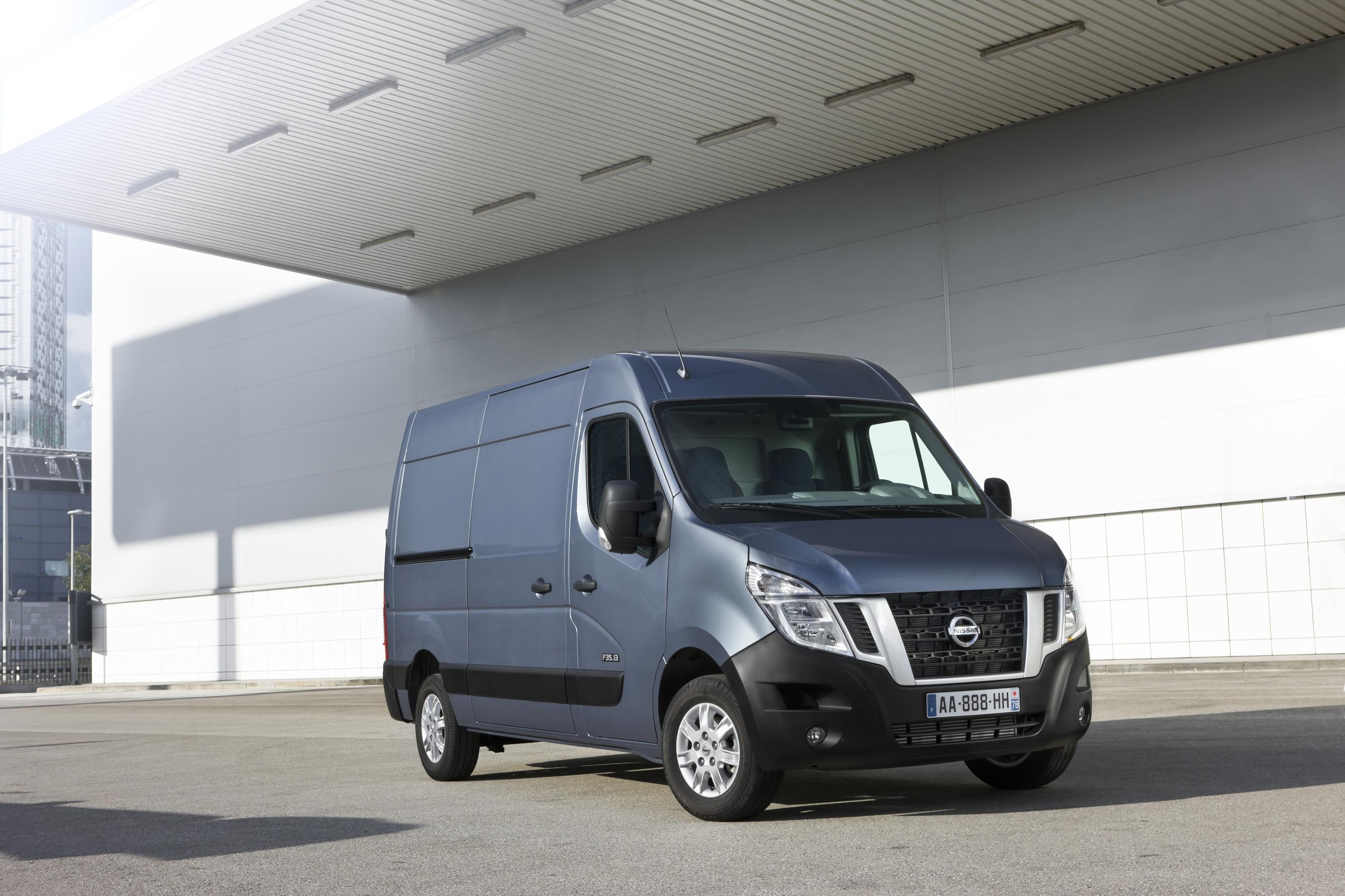 Vip Auto Leasing >> 2015 Nissan NV400 Adds New Engines & Tech - autoevolution