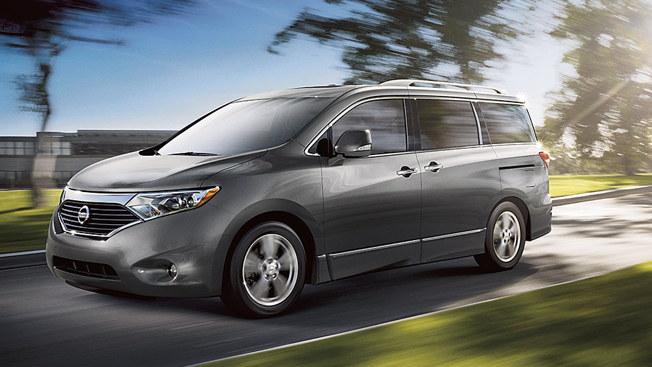 2015 nissan quest pricing announced on sale now autoevolution. Black Bedroom Furniture Sets. Home Design Ideas