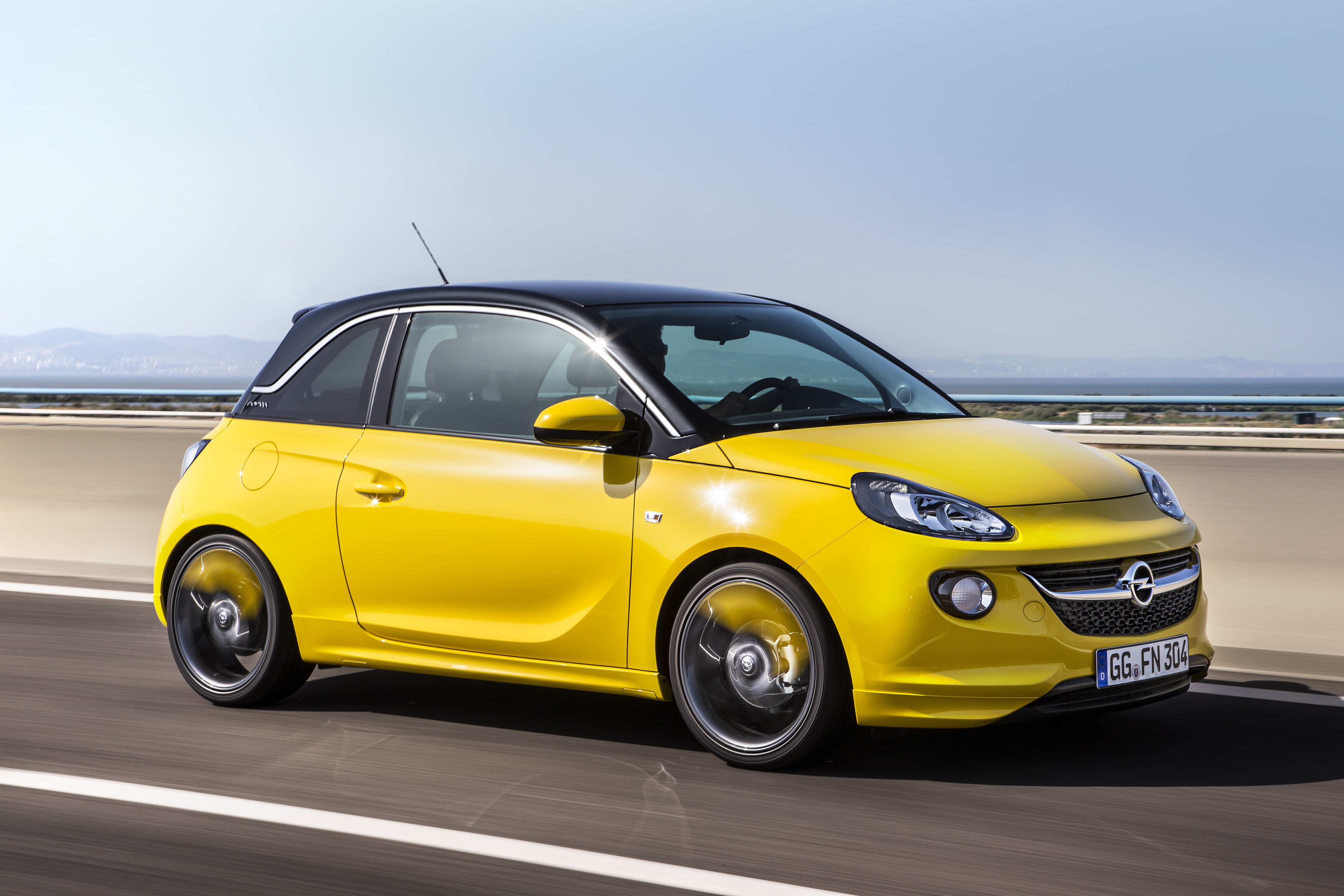 2015 opel adam easytronic 3 0 debuts at the istanbul motor. Black Bedroom Furniture Sets. Home Design Ideas