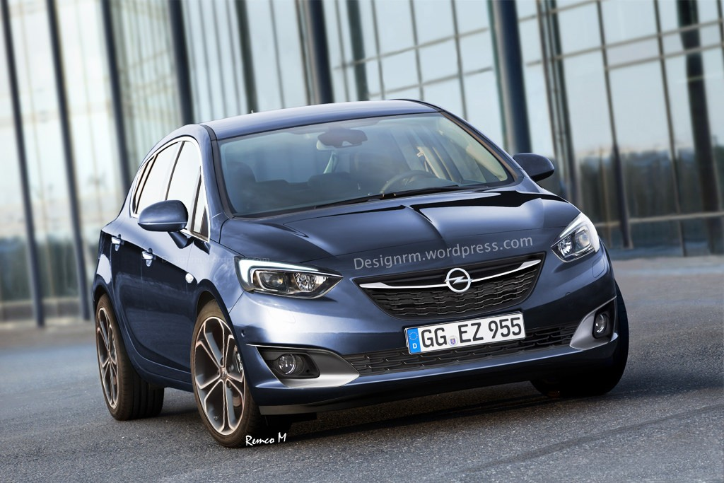 2015 opel astra k rendered yet again autoevolution. Black Bedroom Furniture Sets. Home Design Ideas