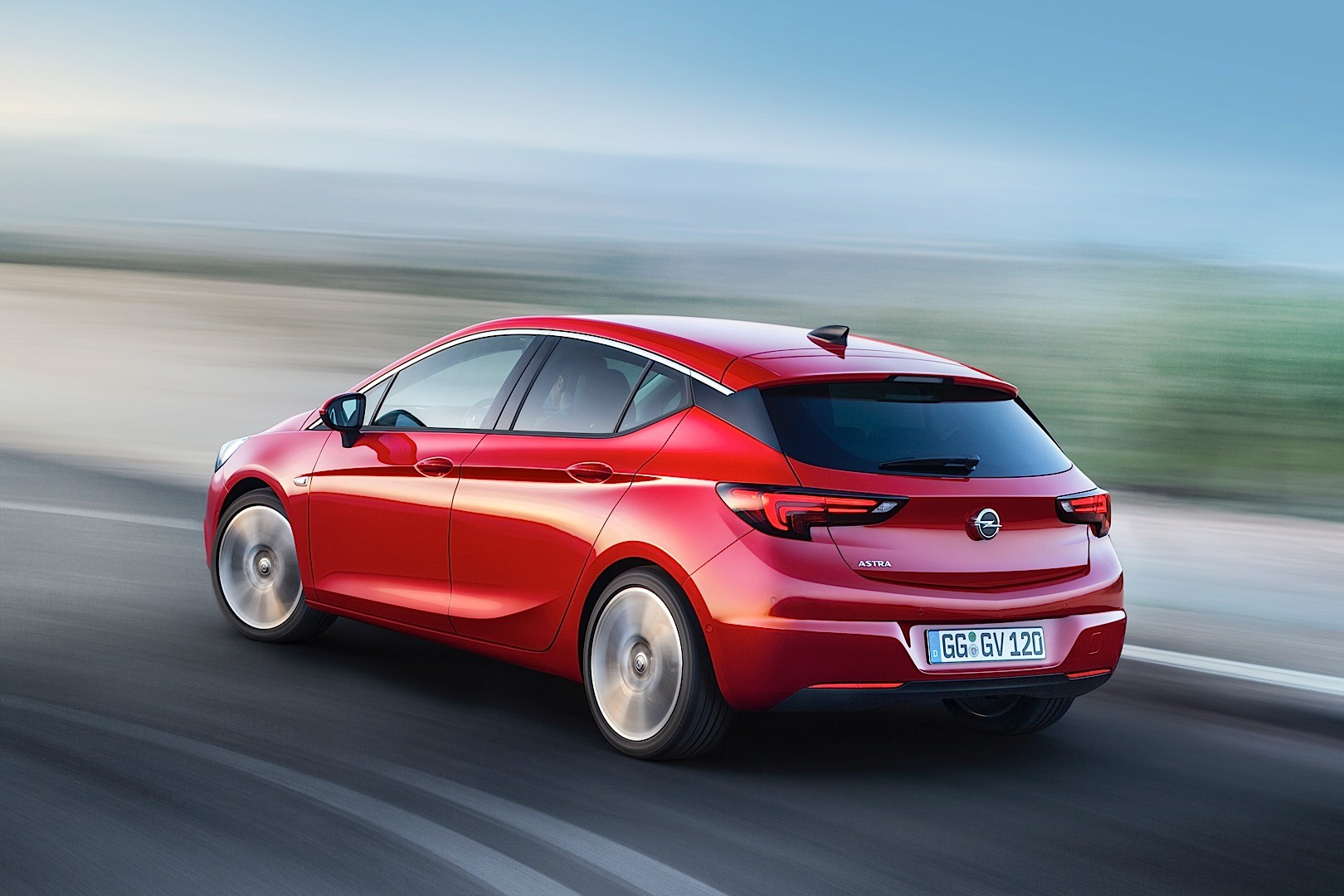 2015 Opel Astra Price 17 960 For The 1 Liter Ecotec