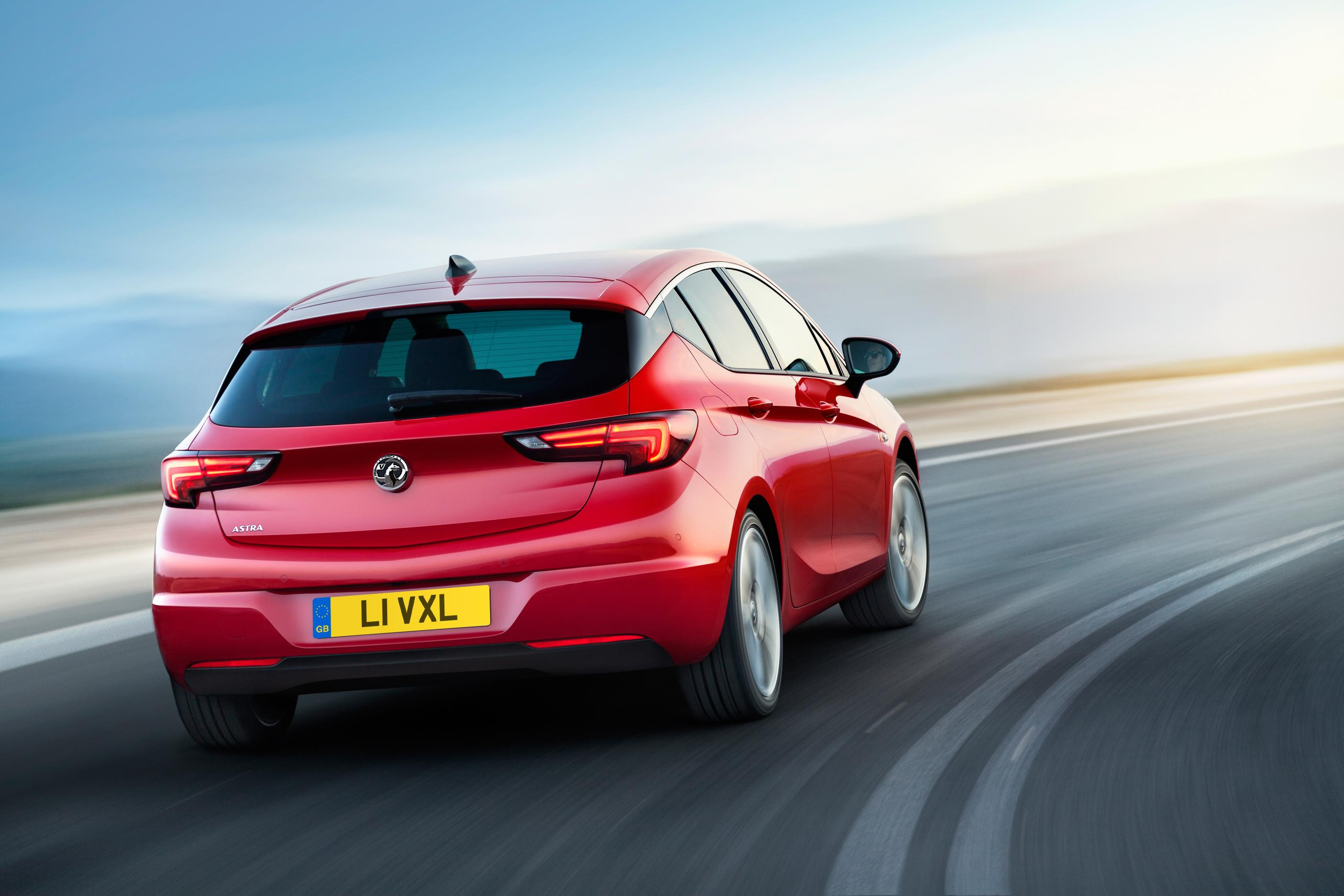 2015 Opel Astra Price: €17,960 for the 1-liter ECOTEC