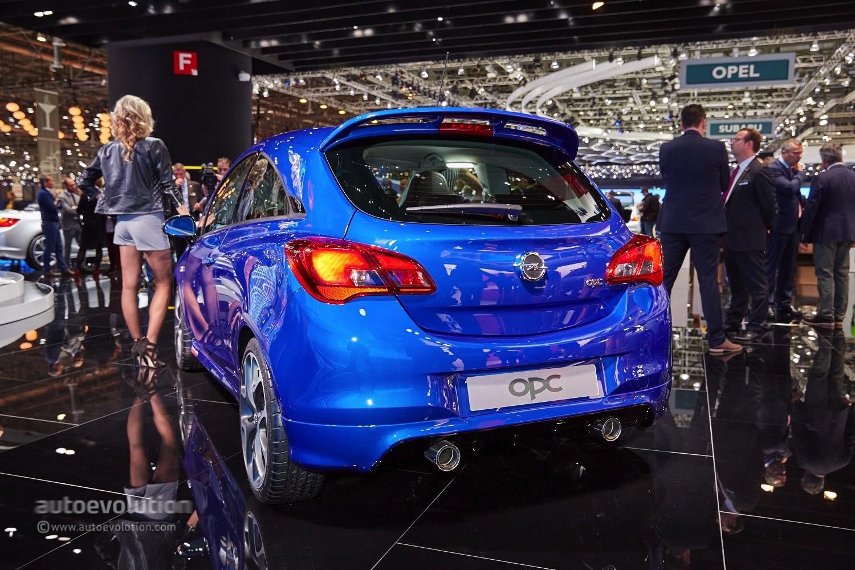 2015 M3 For Sale >> 2015 Opel Corsa OPC Makes the Hot Girls of Geneva Go Nim ...