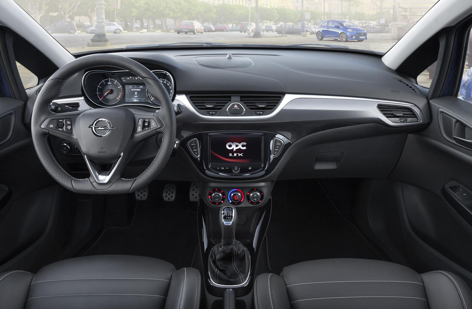 2015 opel corsa opc revealed with 207 hp 1 6 liter turbo. Black Bedroom Furniture Sets. Home Design Ideas