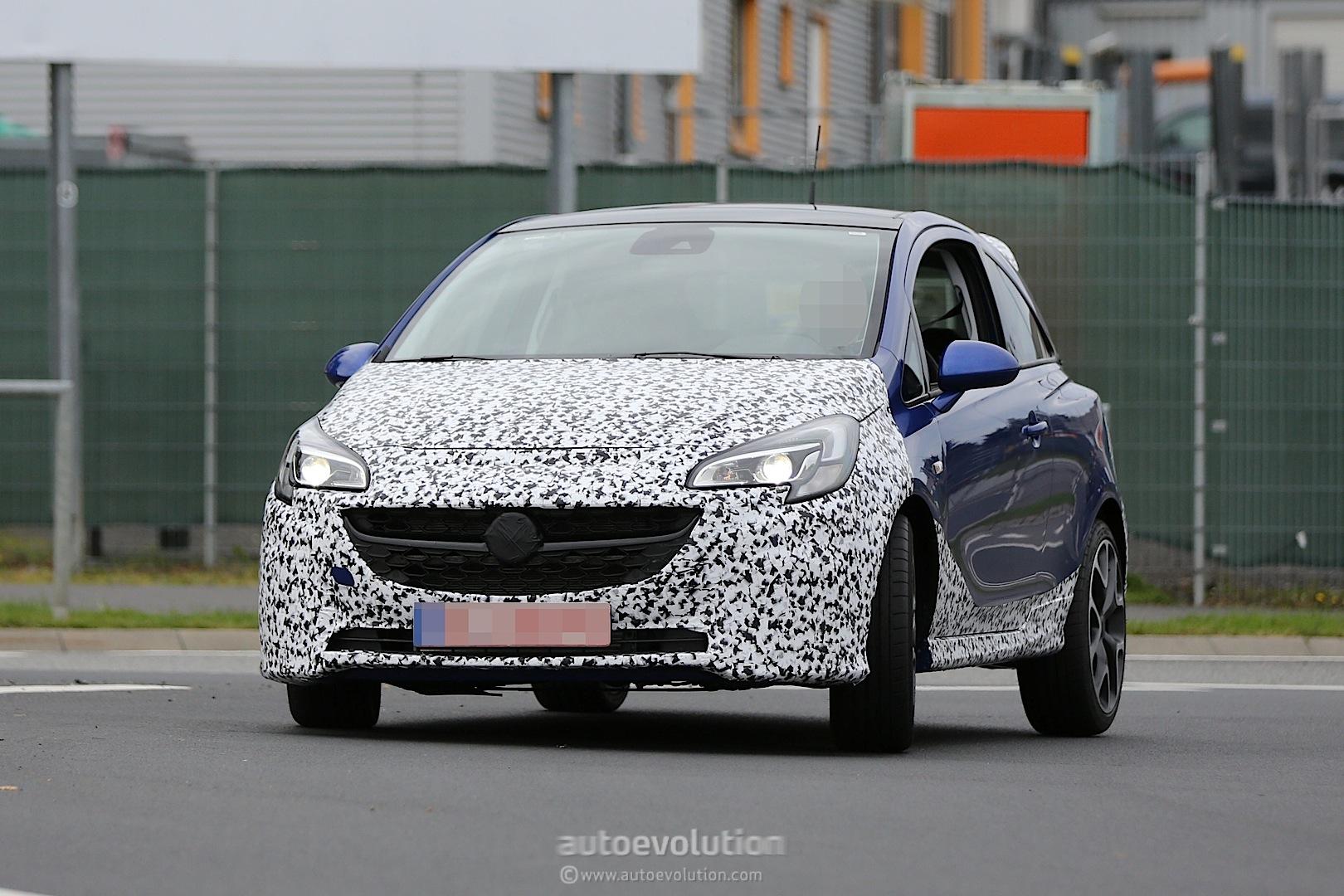 2014 - [Opel] Corsa IV [E] - Page 3 2015-opel-corsa-opc-spied-testing-photo-gallery_2