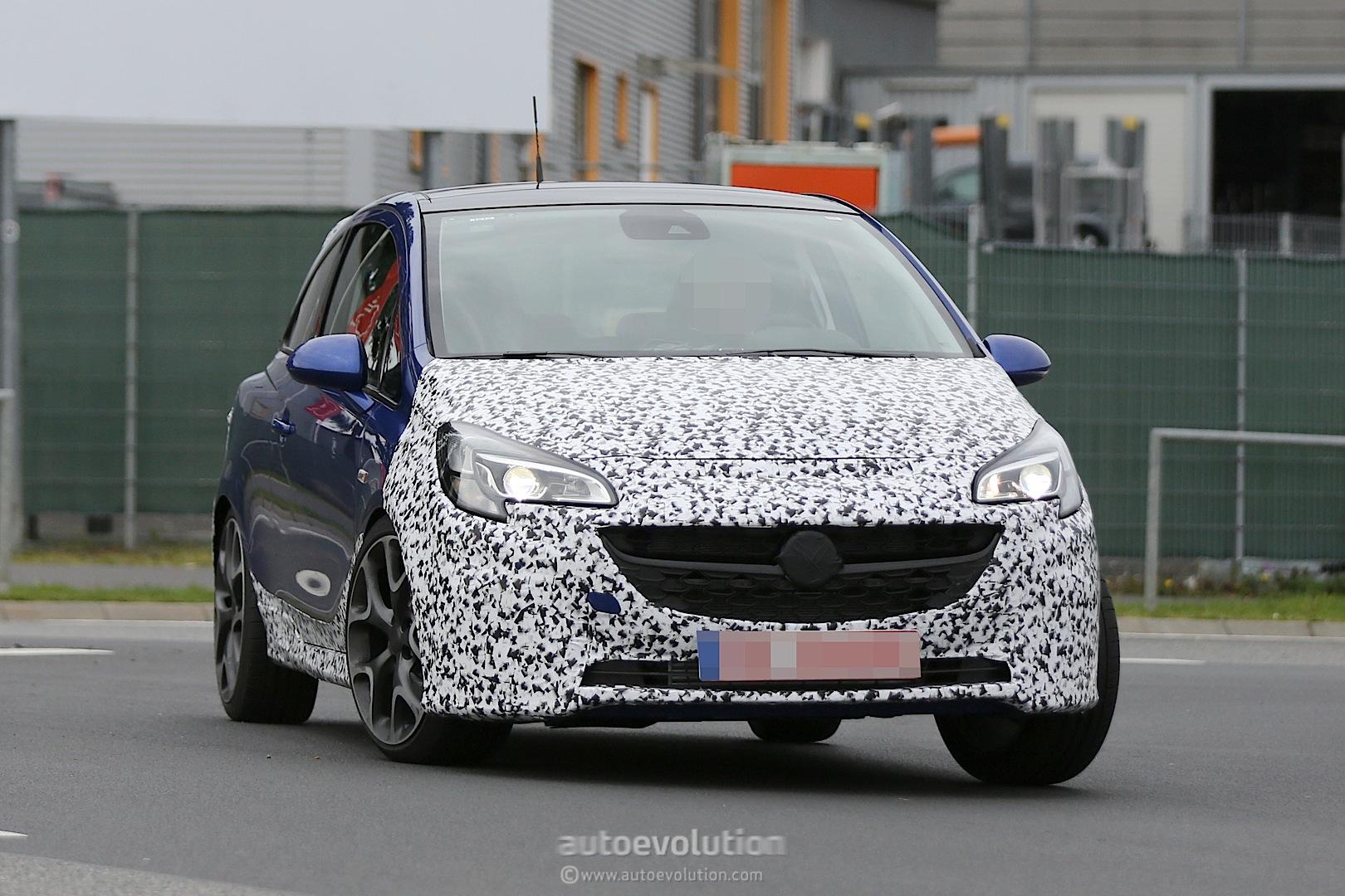 2014 - [Opel] Corsa IV [E] - Page 3 2015-opel-corsa-opc-spied-testing-photo-gallery_3