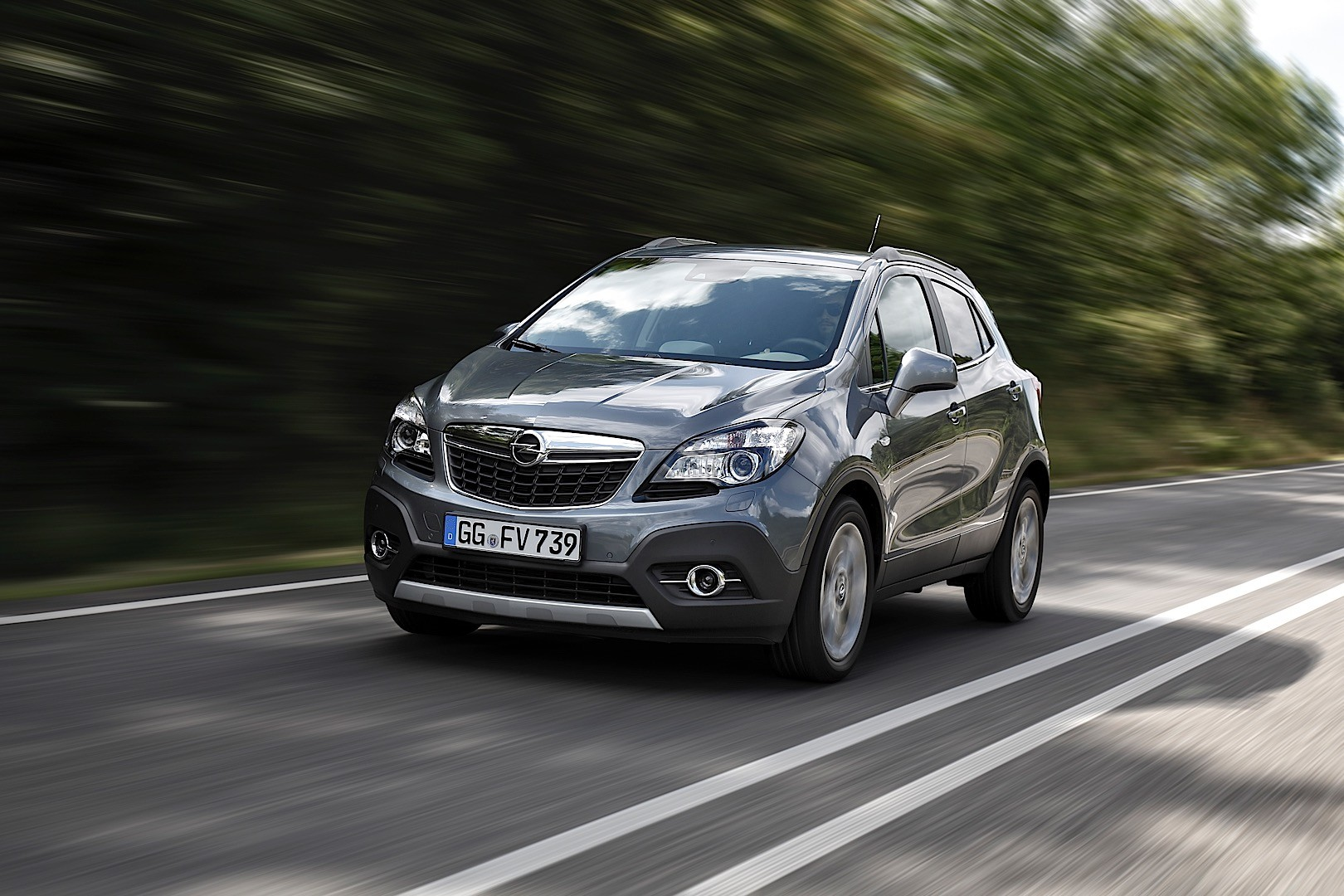 2015 opel mokka gets 1 6 cdti whisper diesel and onstar connectivity autoevolution. Black Bedroom Furniture Sets. Home Design Ideas