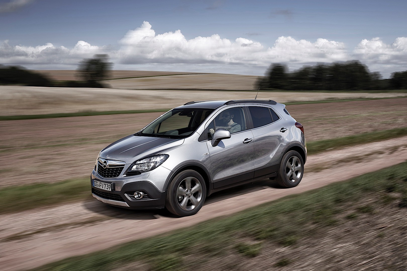 2015 opel mokka gets 1 6 cdti whisper diesel and onstar. Black Bedroom Furniture Sets. Home Design Ideas