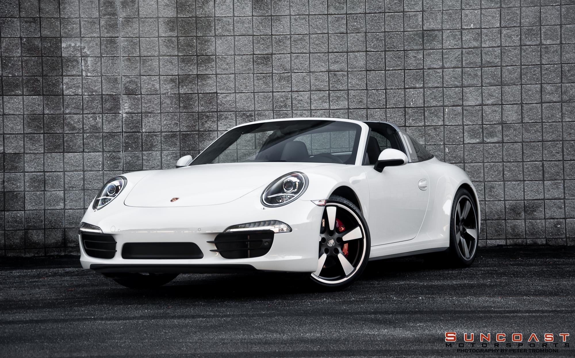 2015 porsche 911 targa has the right stuff autoevolution - 911 Porsche 2015 White