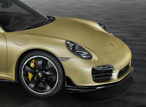 2015 Porsche 911 Turbo Can Be Retrofitted With New Aerokit