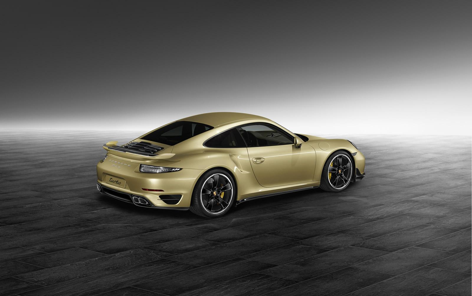 2015 porsche 911 turbo can be retrofitted with new aerokit autoevolution. Black Bedroom Furniture Sets. Home Design Ideas