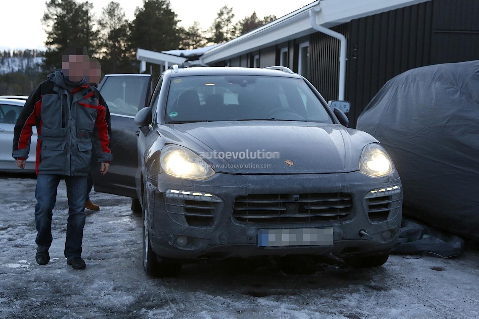 New Porsche Cayenne 2015
