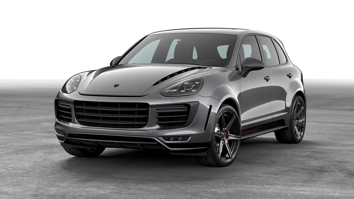 2015 porsche cayenne vantage by topcar is a russian thug suv in the making autoevolution. Black Bedroom Furniture Sets. Home Design Ideas
