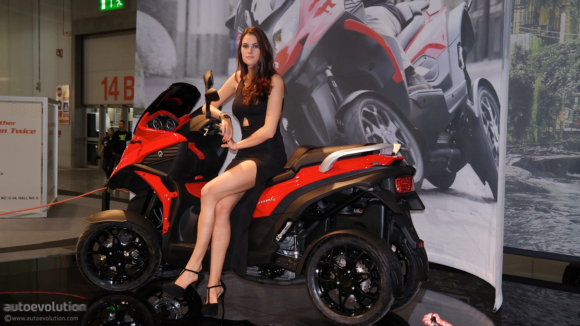 2015 Quadro 4 Pushes Leaning And Stability To Extremes At
