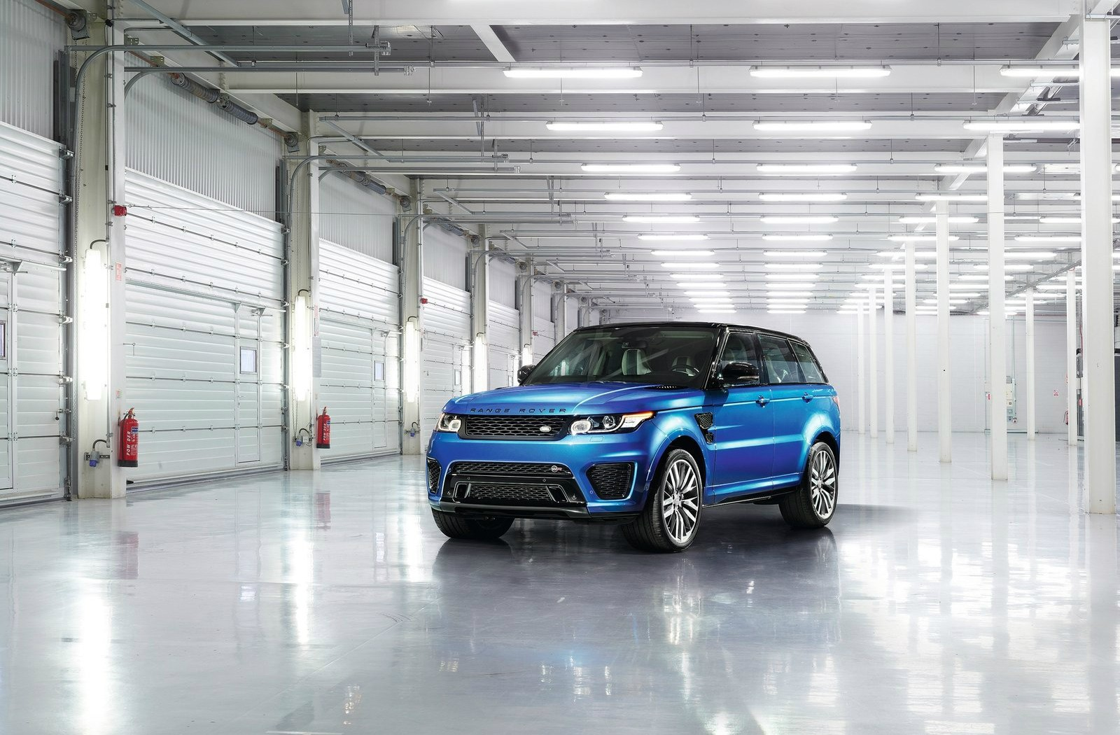 2015 Range Rover Sport Svr Pricing Announced Autoevolution